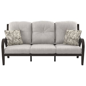 Signature Design by Ashley Marsh Creek Sofa with Cushion