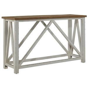 Signature Design by Ashley Marsone Sofa Table