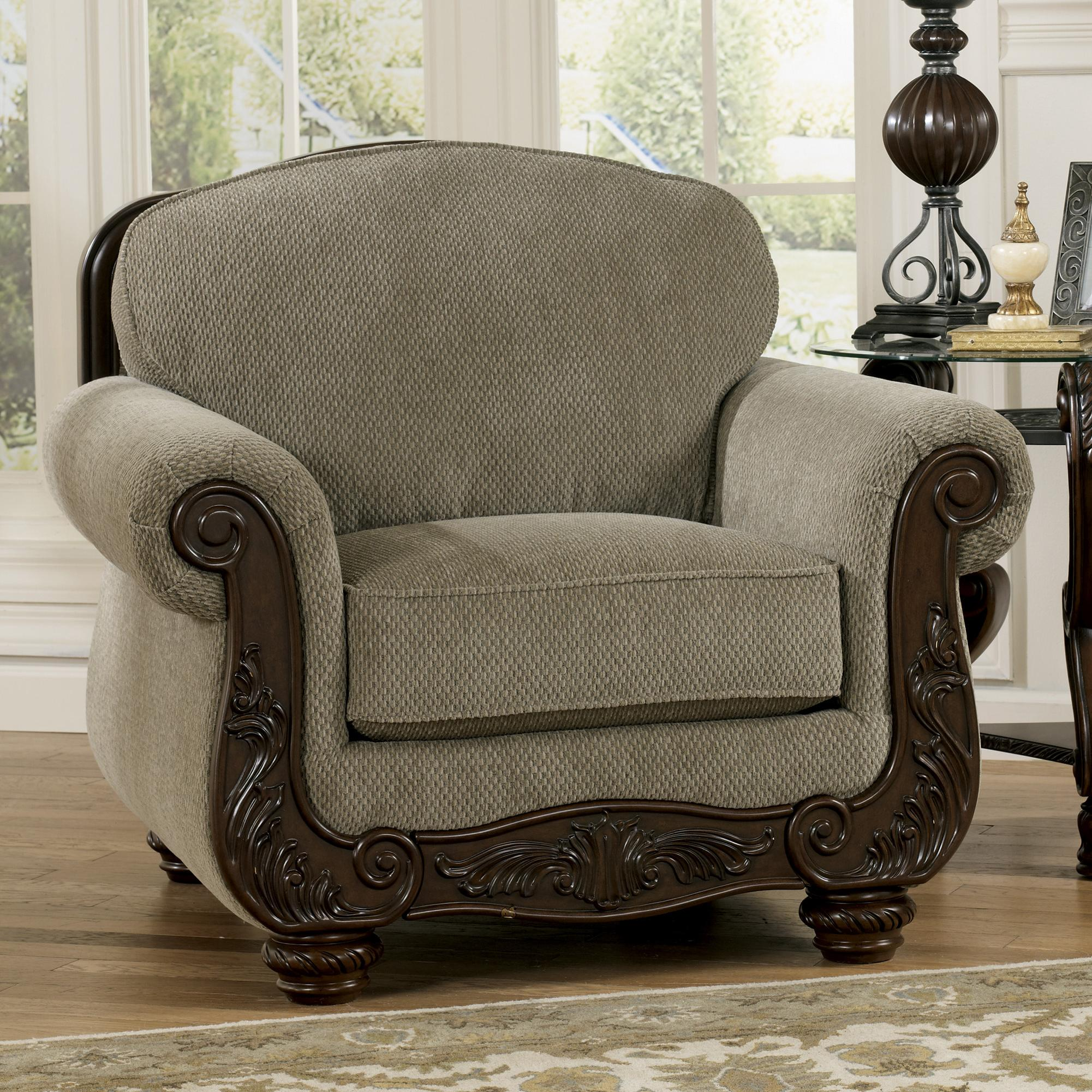 Signature Design by Ashley Martinsburg - Meadow Chair - Item Number: 5730020