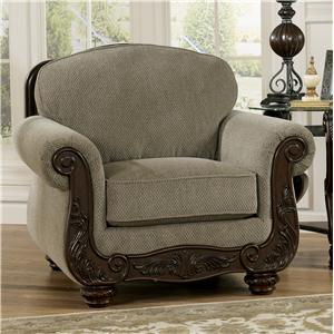Signature Design by Ashley Furniture Martinsburg - Meadow Chair