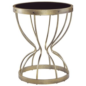 Ashley (Signature Design) Marxim Round End Table