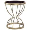 Signature Design by Ashley Marxim Round End Table - Item Number: T506-106