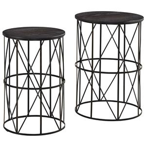 StyleLine Marxim Nesting End Tables