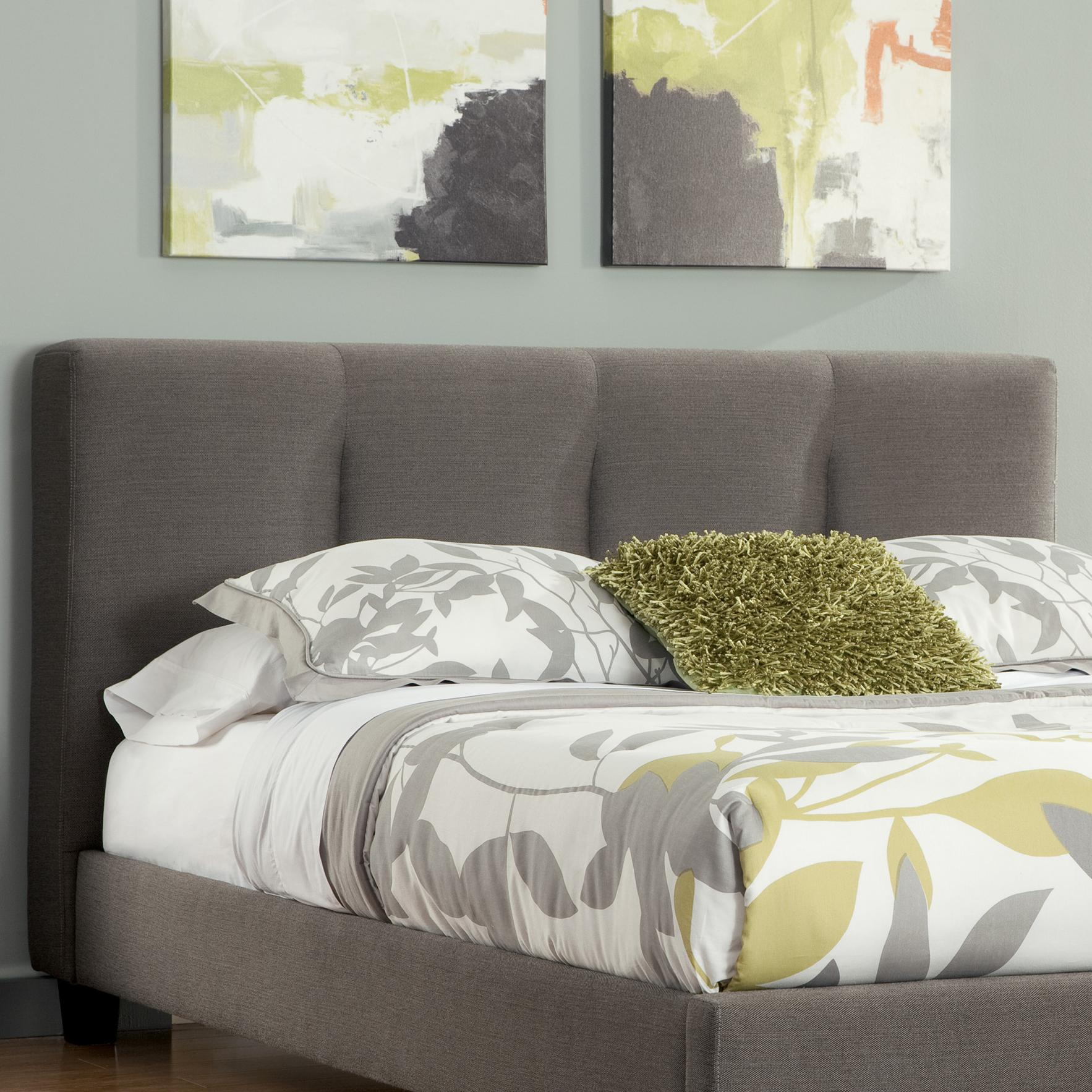 B657 77 Ashley Furniture Queen Upholstered Bed: Signature Design By Ashley Masterton B702-77 Queen