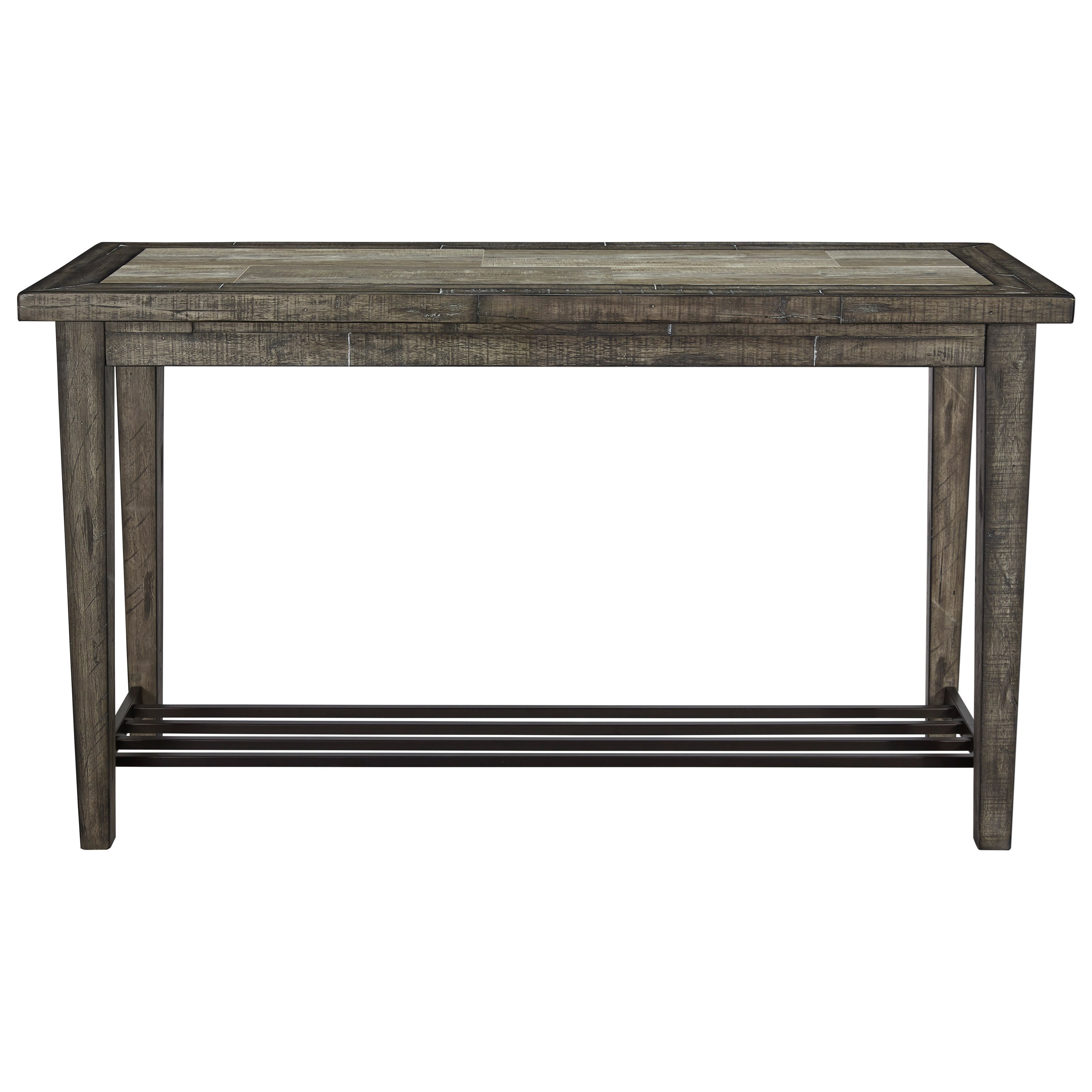 Remarkable Mavenry Rustic Sofa Table With Ceramic Tile Top By Ashley Signature Design At Rooms And Rest Download Free Architecture Designs Ponolprimenicaraguapropertycom
