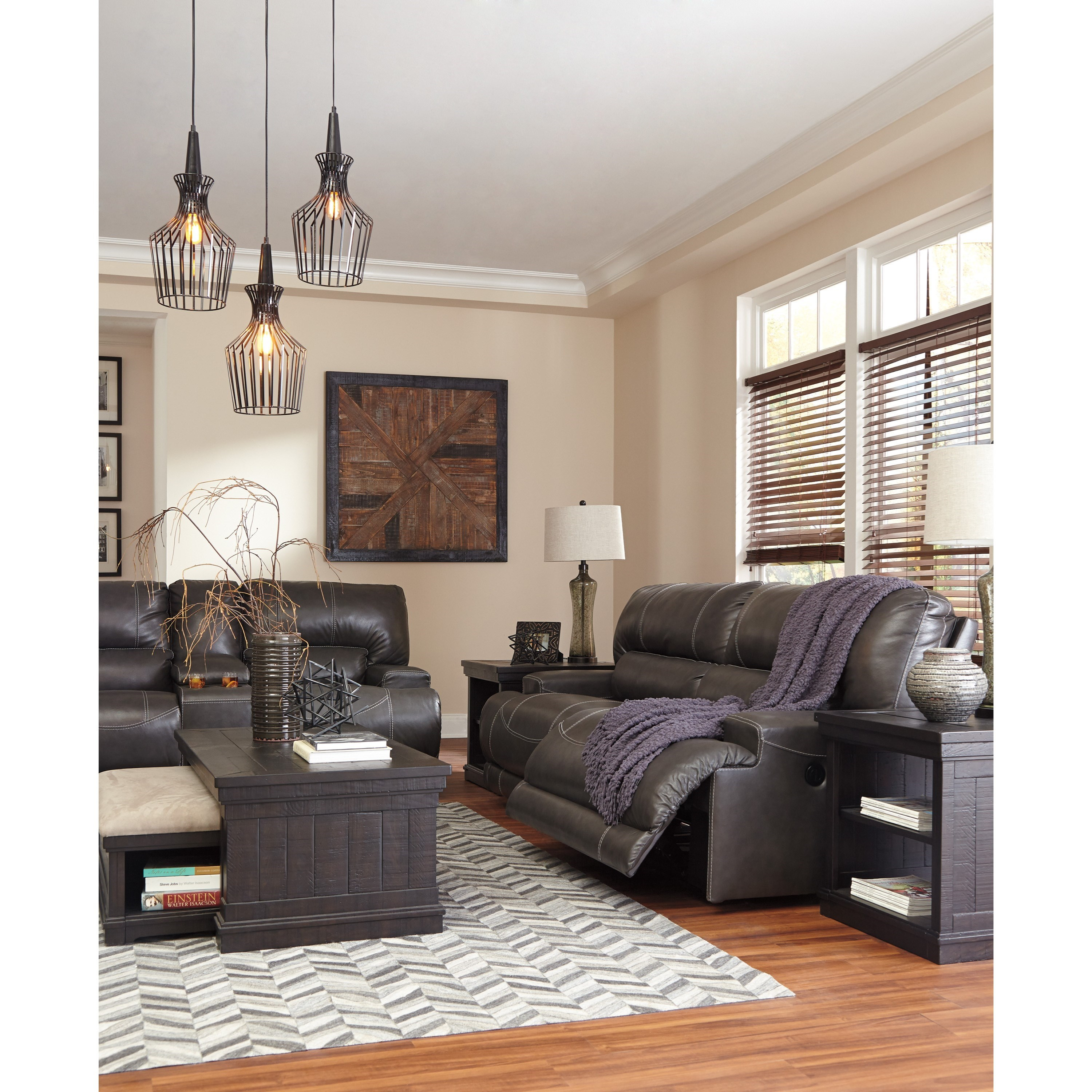 Ashley Furniture Prices Online: Signature Design By Ashley McCaskill Contemporary Leather