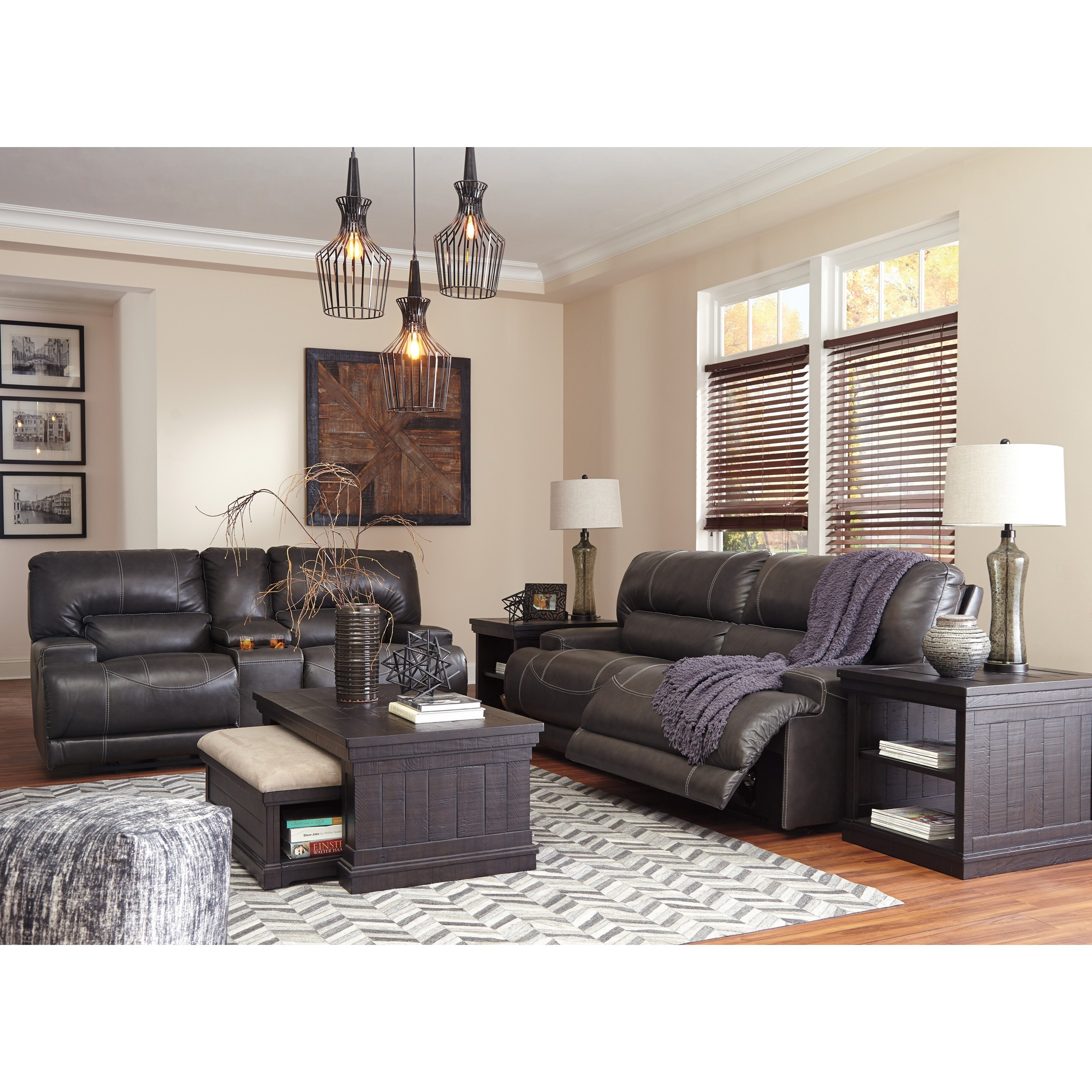 Does Sofa And Loveseat Have To Match: Ashley Signature Design McCaskill U6090047 Contemporary