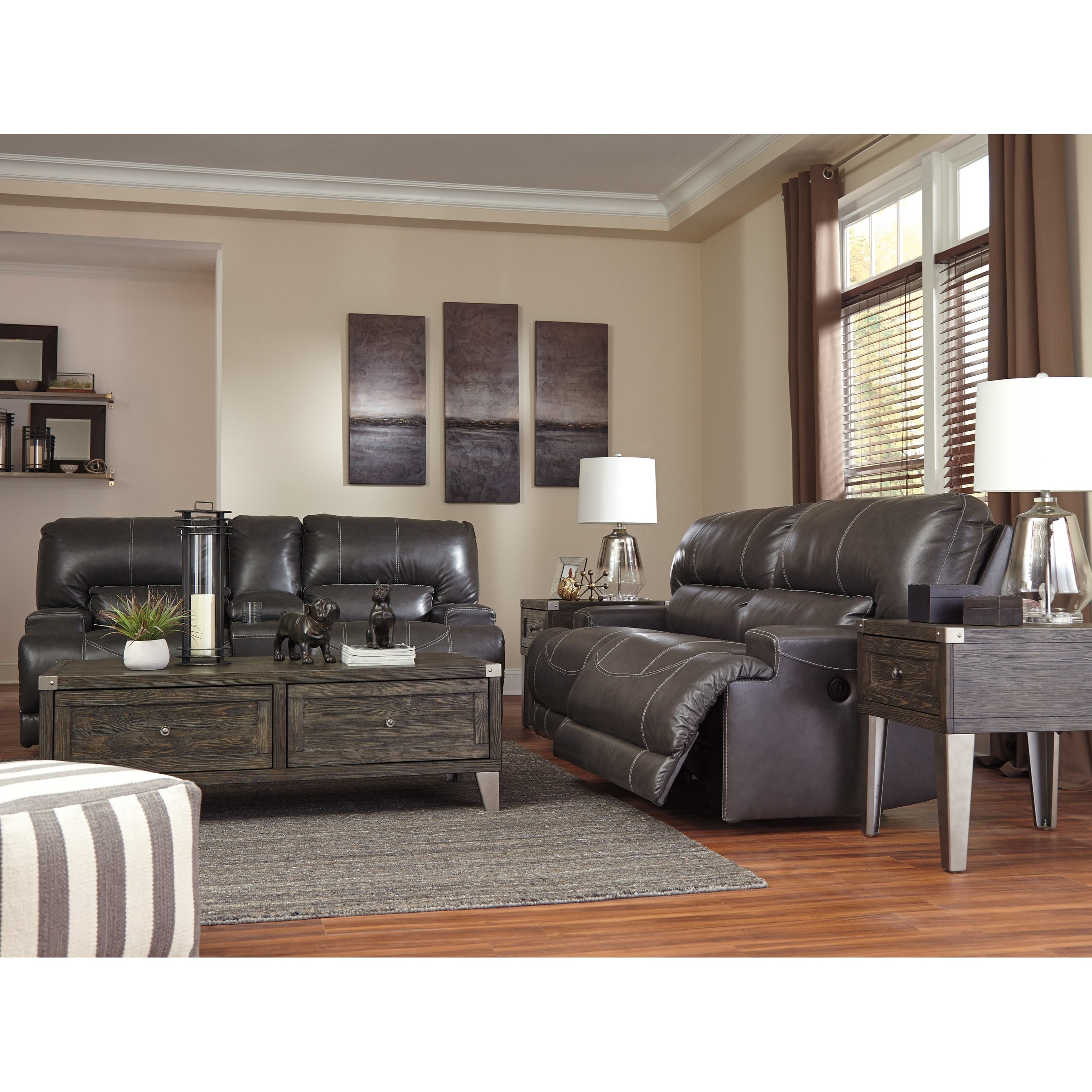 Does Sofa And Loveseat Have To Match: Signature Design By Ashley McCaskill U6090047 Contemporary