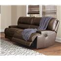 Signature Design by Ashley McCaskill 2-Seat Reclining Power Sofa - Item Number: U6099747