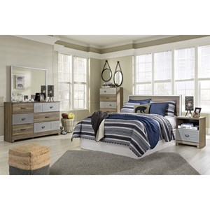 Signature Design by Ashley McKeeth Full Bedroom Group