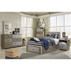 Signature Design by Ashley McKeeth Twin Bedroom Group