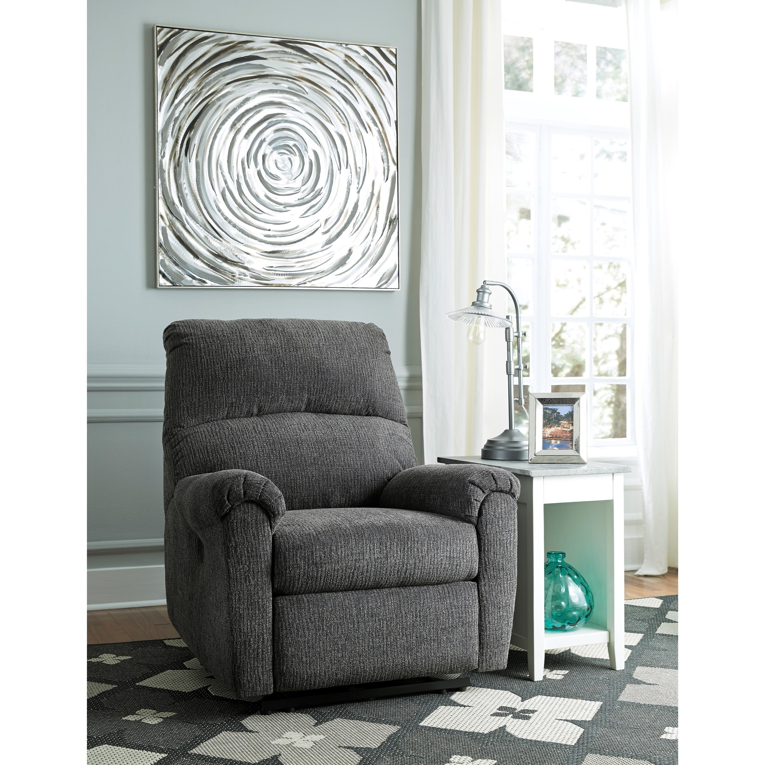 Ashley City Furniture: Signature Design By Ashley McTeer Casual Power Recliner