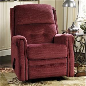 Signature Design by Ashley Meadowbark *CLEARANCE* Ashley Glider Recliner