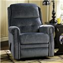 Signature Design by Ashley Meadowbark Glider Recliner - Item Number: 8640627