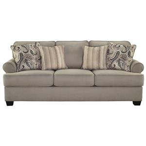 Signature Design by Ashley Melaya Queen Sofa Sleeper