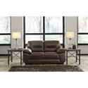 Signature Design by Ashley Mellen Contemporary Loveseat