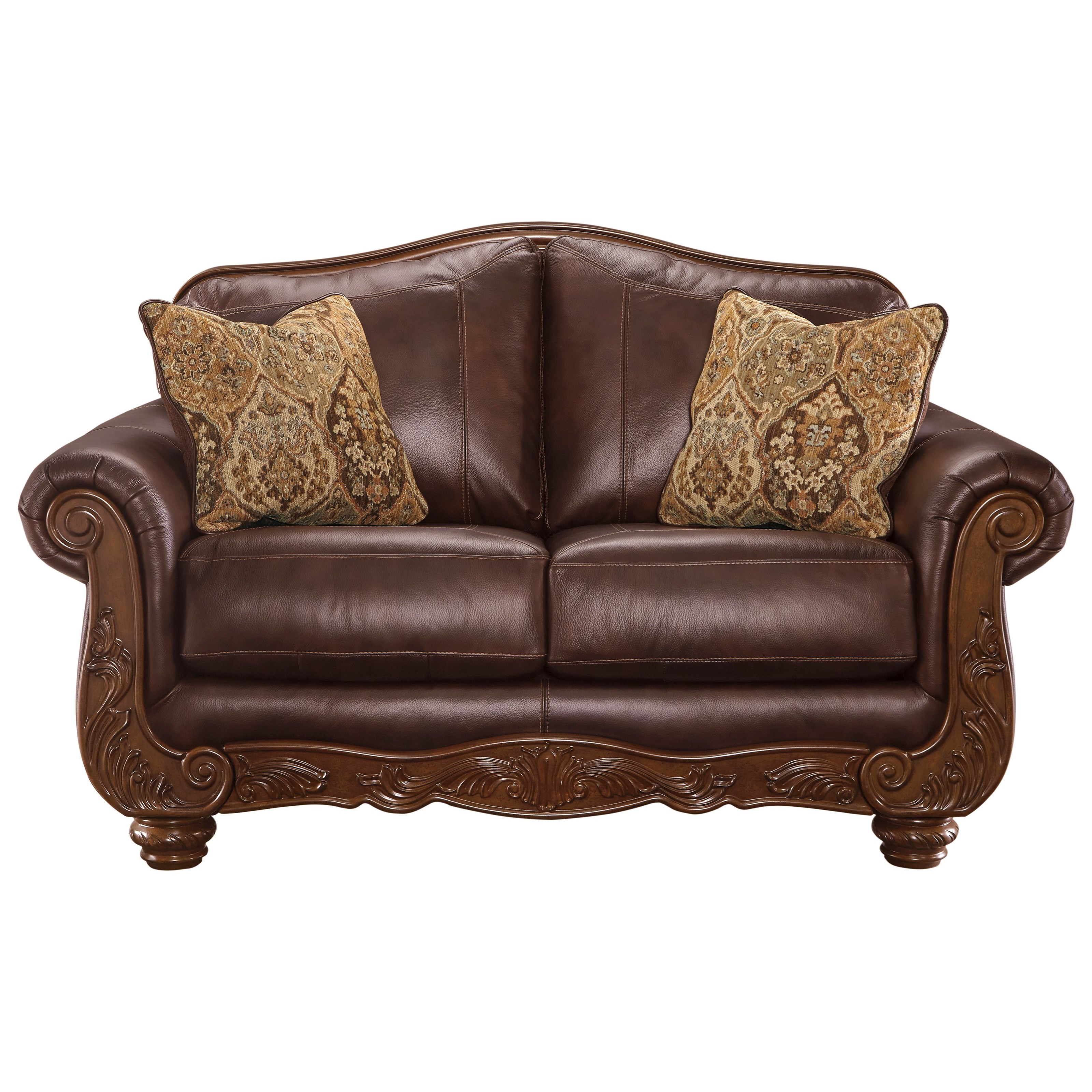 Signature Design by Ashley Mellwood Loveseat - Item Number: 6460535