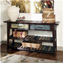 Signature Design by Ashley Mestler Sofa Table - Item Number: T580-4