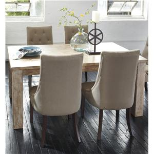 Signature Design by Ashley Mestler 5-Piece Dining Set