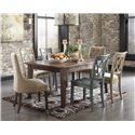 Signature Design by Ashley Mestler Dining Upholstered Side Chair