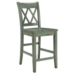 Ashley Signature Design Mestler Barstool