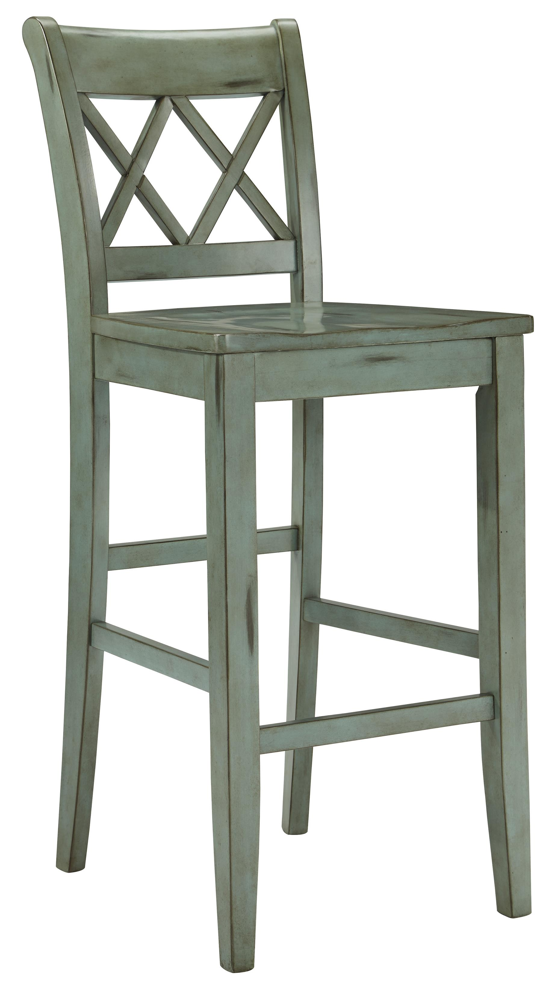 Signature Design By Ashley Mestler D540 130 Tall Barstool