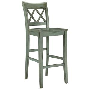 Ashley Signature Design Mestler Tall Barstool