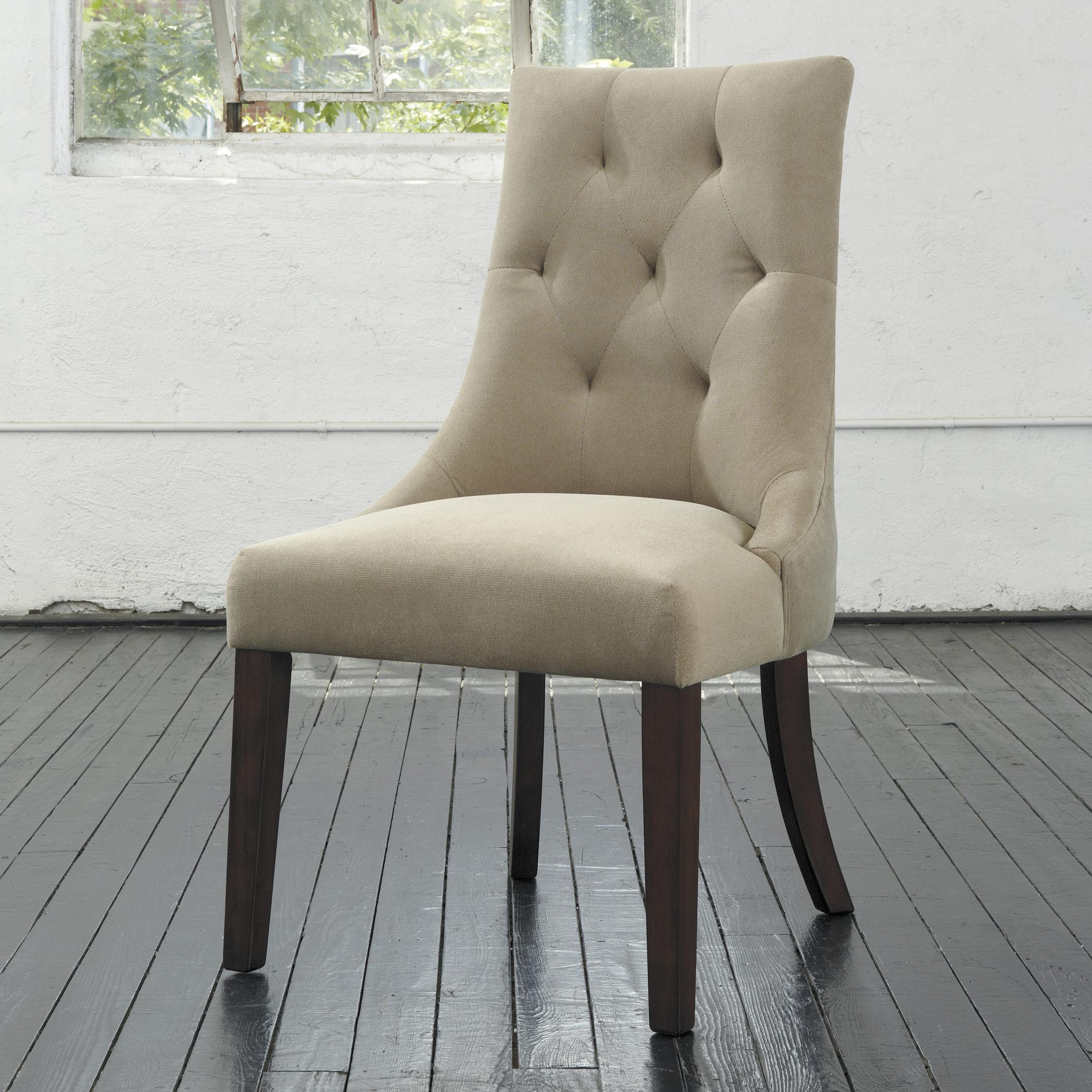 Signature Design by Ashley Mestler Dining UPH Side Chair - Item Number: D540-202