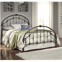 Ashley Signature Design Nashburg King Metal Bed - Item Number: B280-182