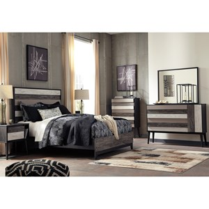 Signature Design by Ashley Micco Queen Bedroom Group