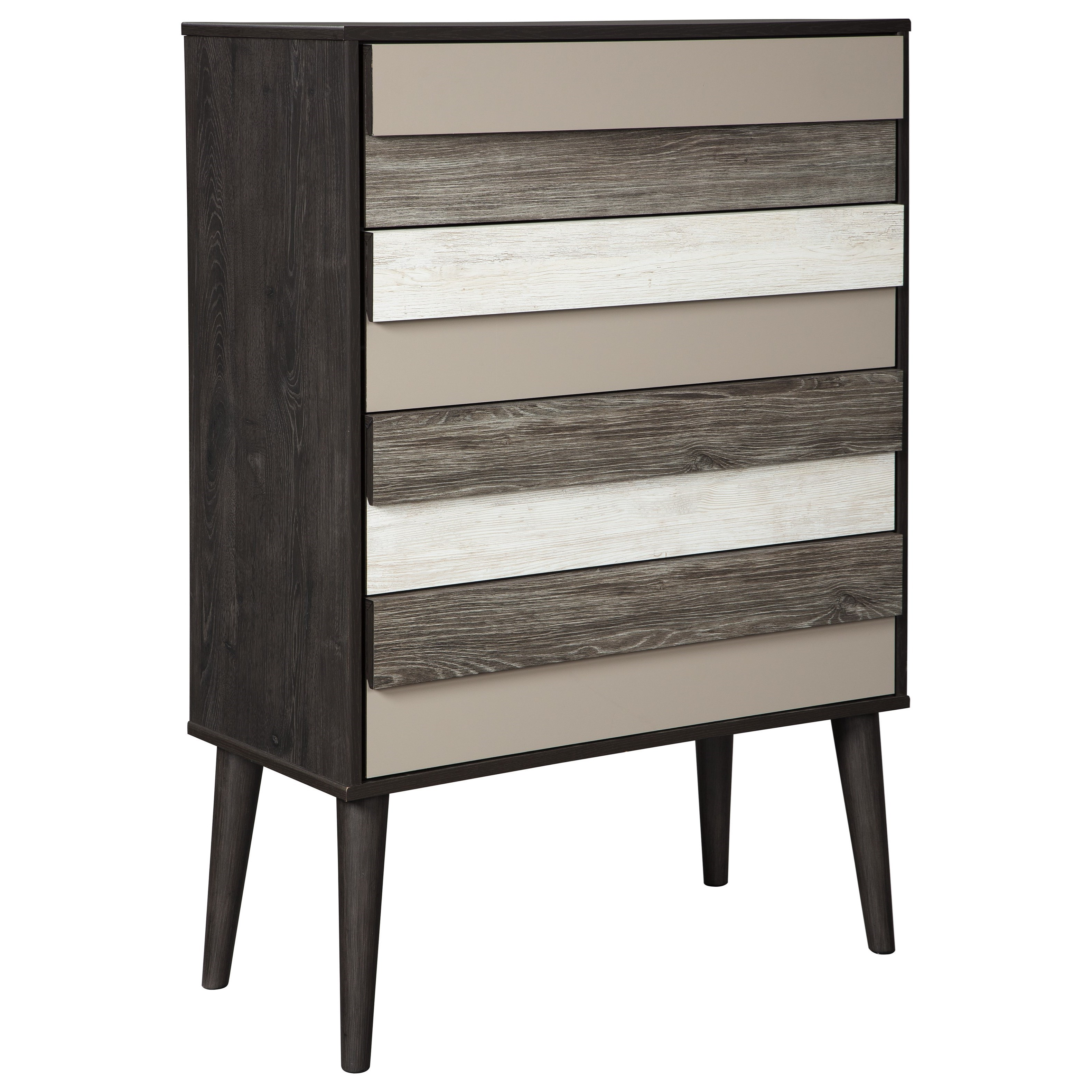 Signature Design by Ashley Micco 4 Drawer Chest - Item Number: B300-44