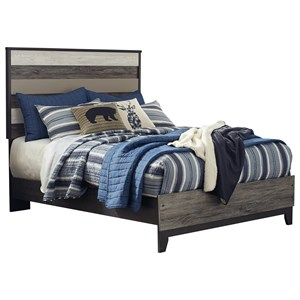 Signature Design by Ashley Micco Full Panel Bed