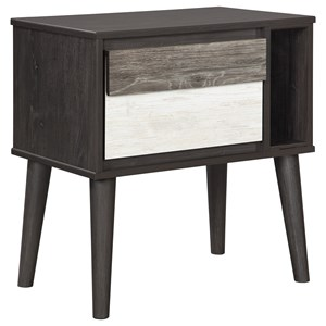 Signature Design by Ashley Micco One Drawer Night Stand