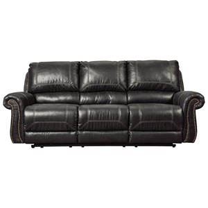 Benchcraft Milhaven Reclining Power Sofa