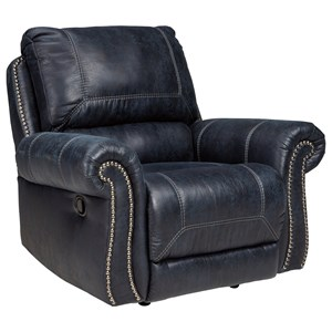 Signature Design by Ashley Milhaven Rocker Recliner