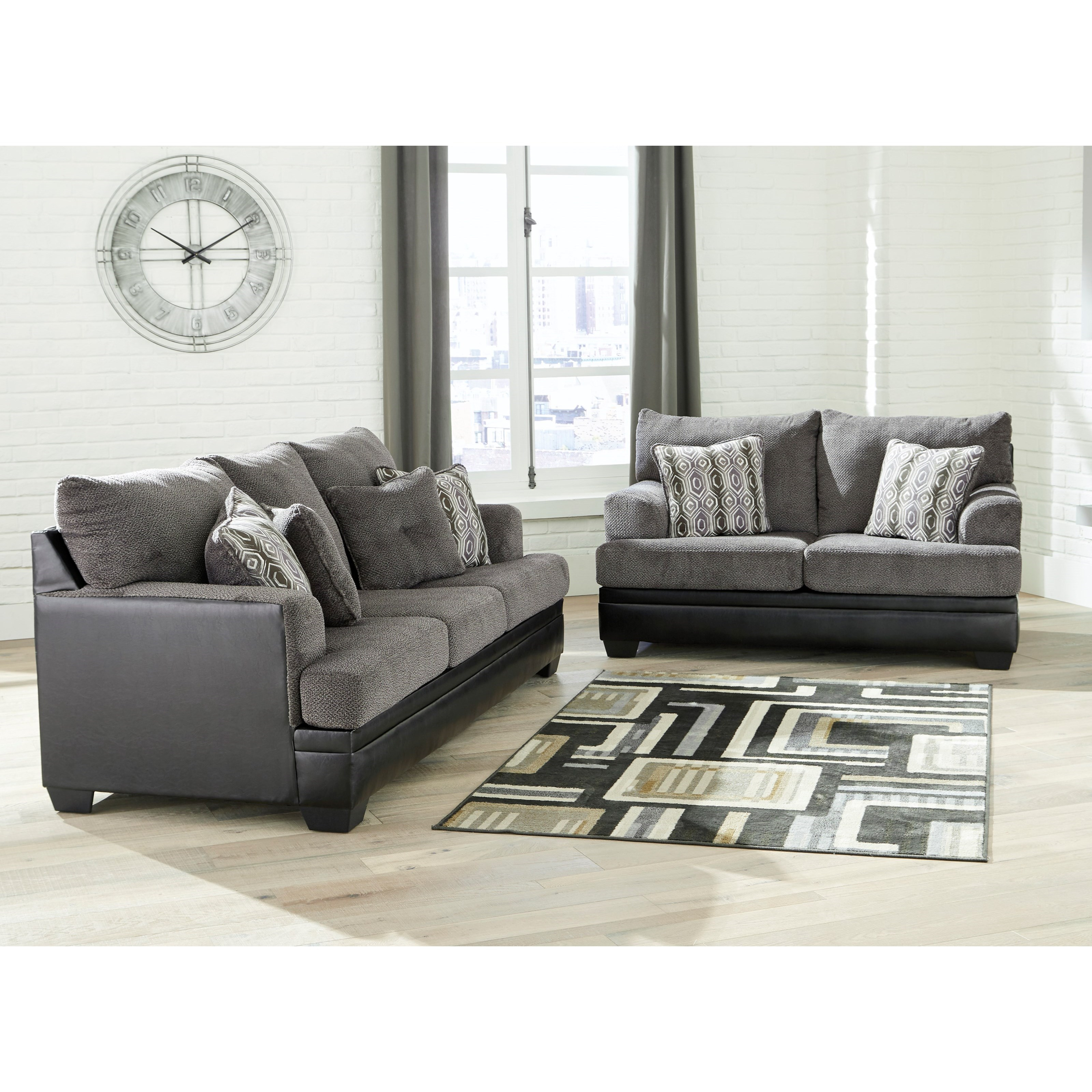 Levits Furniture: Signature Design By Ashley Millingar 7820235 Contemporary