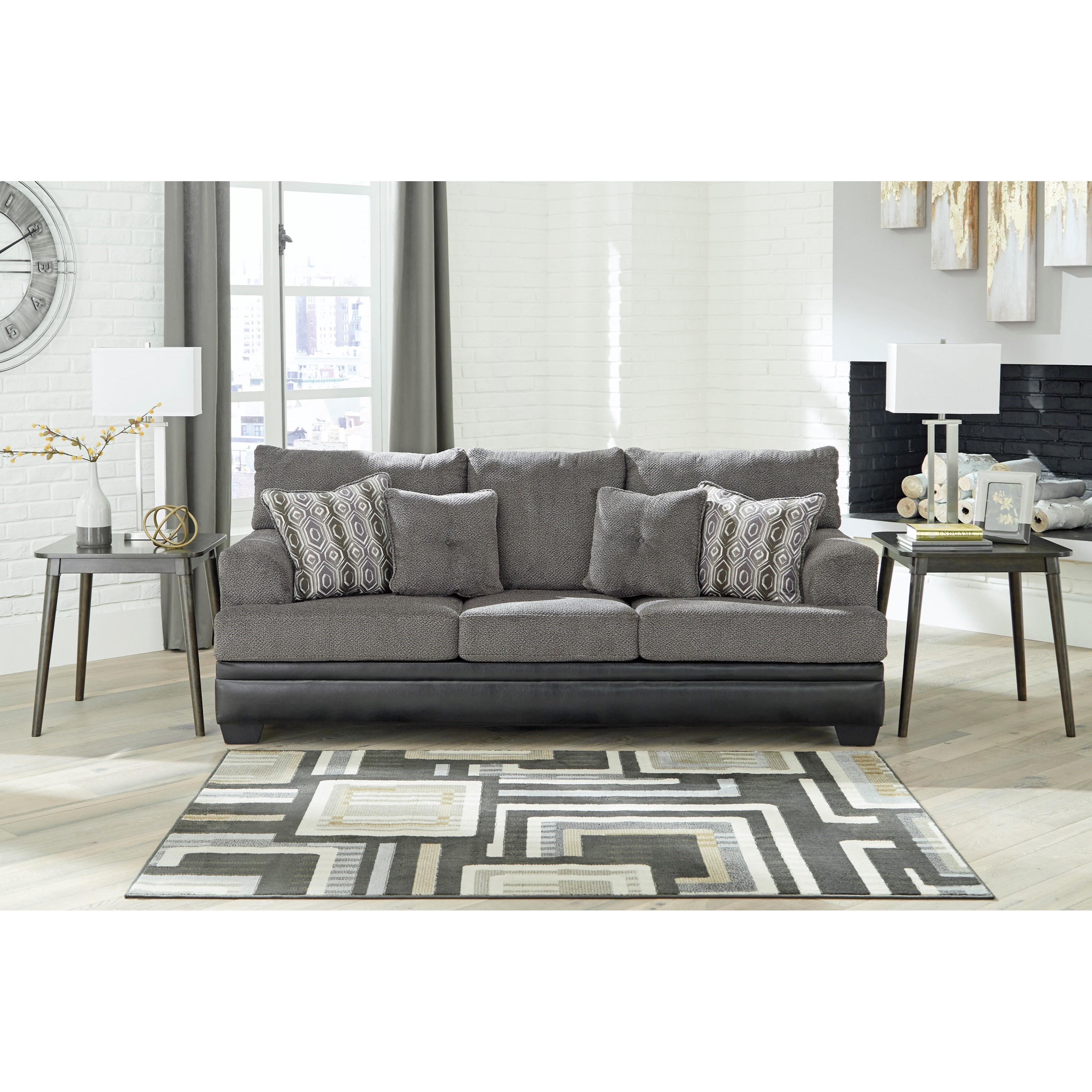 Levits Furniture: Signature Design By Ashley Millingar 7820238 Contemporary