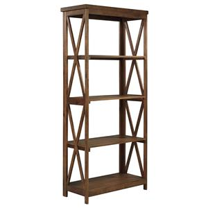 Signature Design by Ashley Furniture Minbreeze Large Bookcase