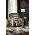 Signature Design by Ashley Minturn  Casual Biscuit Tufted Rocker Recliner
