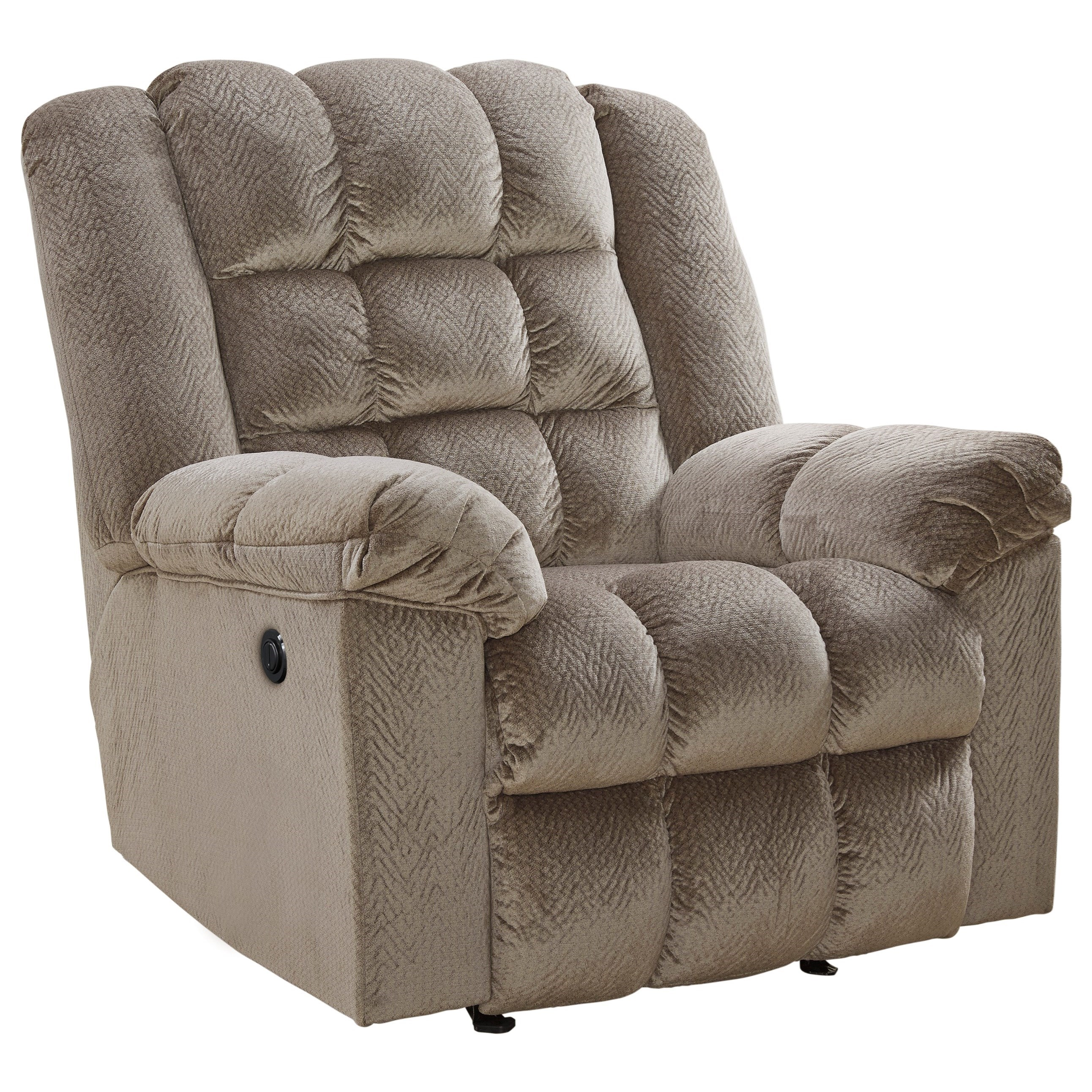 Signature Design by Ashley Minturn  Power Rocker Recliner - Item Number: 3710498