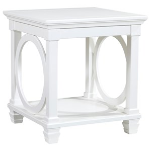 Signature Design by Ashley Mintville Square End Table
