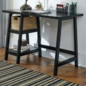 Signature Design by Ashley Mirimyn Home Office Small Desk - Item Number: H505-610