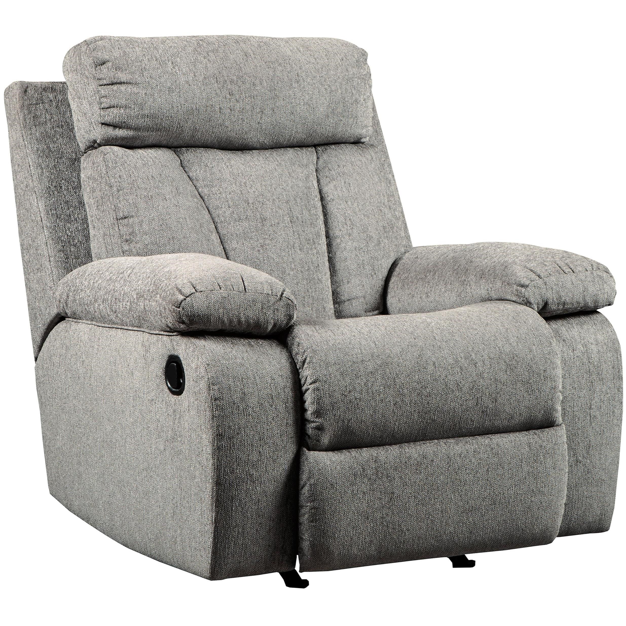 Signature Design by Ashley Mitchiner Rocker Recliner - Item Number: 7620425