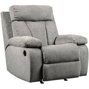 Signature Design by Ashley Mitchiner Rocker Recliner