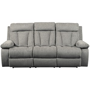 Signature Design by Ashley Mitchiner Reclining Sofa