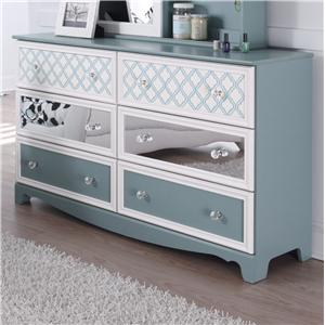 Signature Design by Ashley Furniture Mivara Dresser
