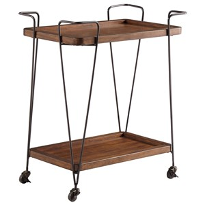 Ashley (Signature Design) Moddano Kitchen Cart