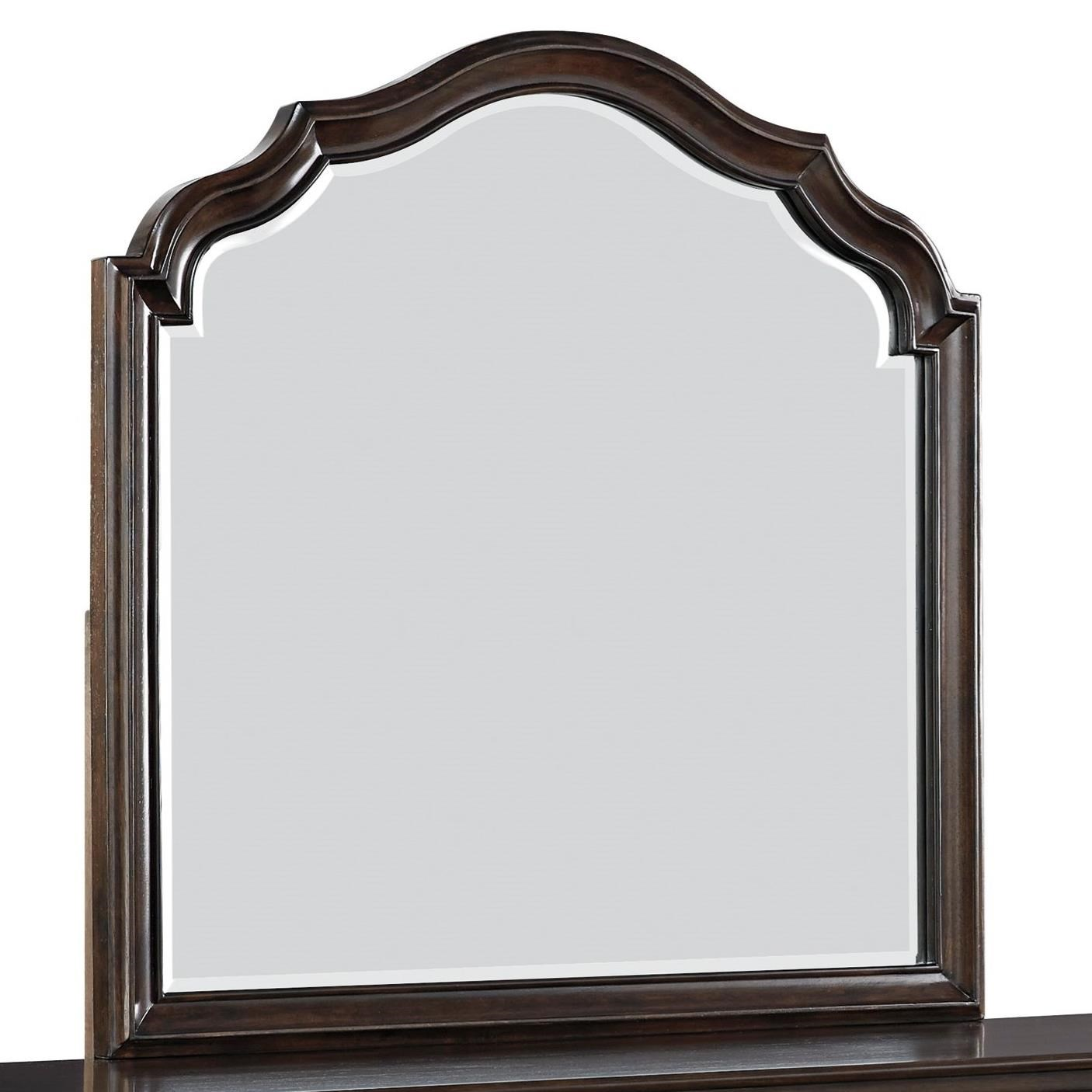 Signature Design by Ashley Moluxy Bedroom Mirror - Item Number: B596-36