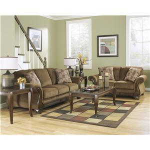 StyleLine GLORIA Sofa, Love, Tables & Lamps