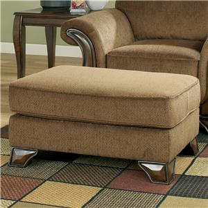 Signature Design by Ashley Montgomery - Mocha Ottoman
